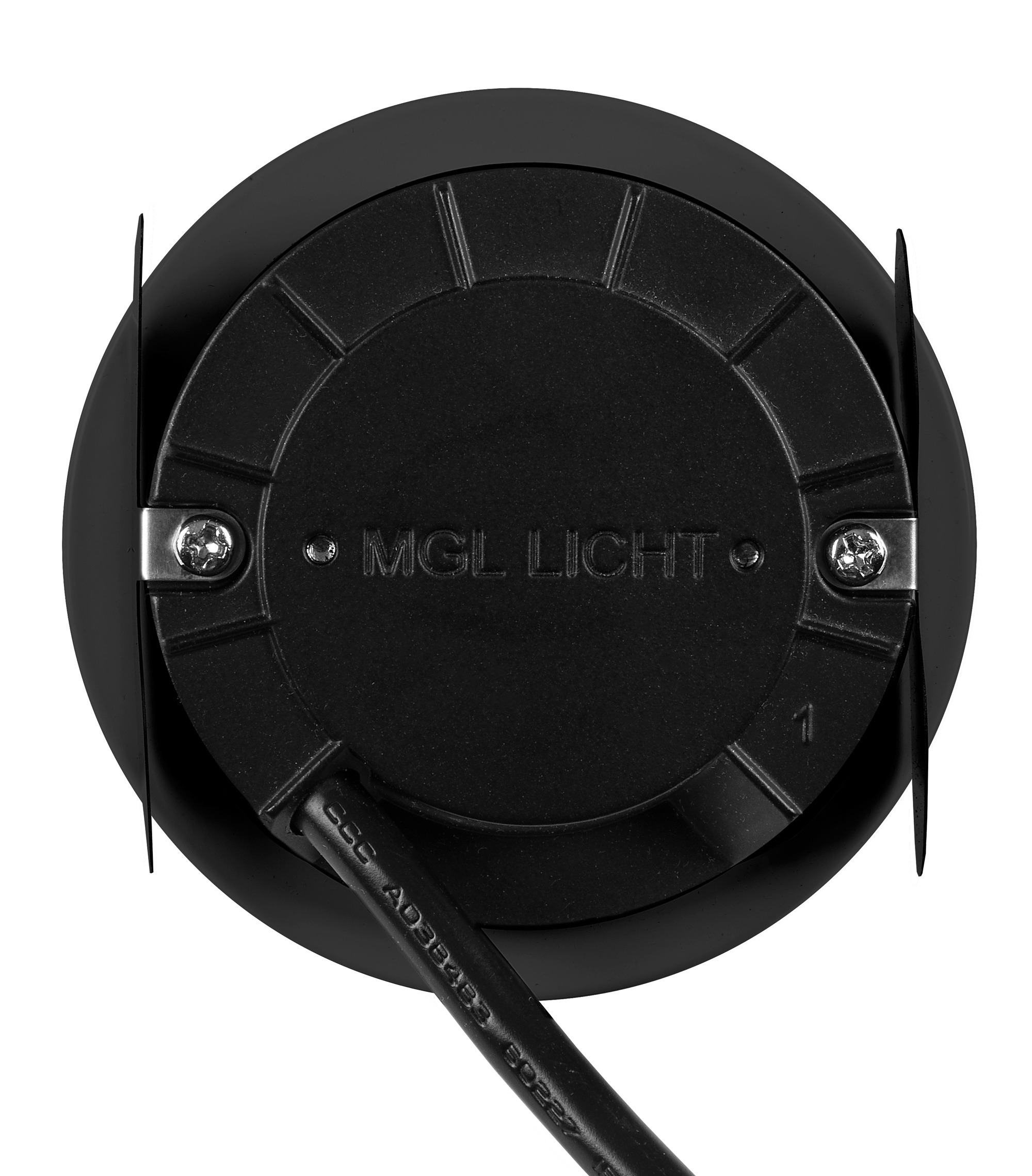 MGL1142 MDL68 HVD Schwarz Rueckseite