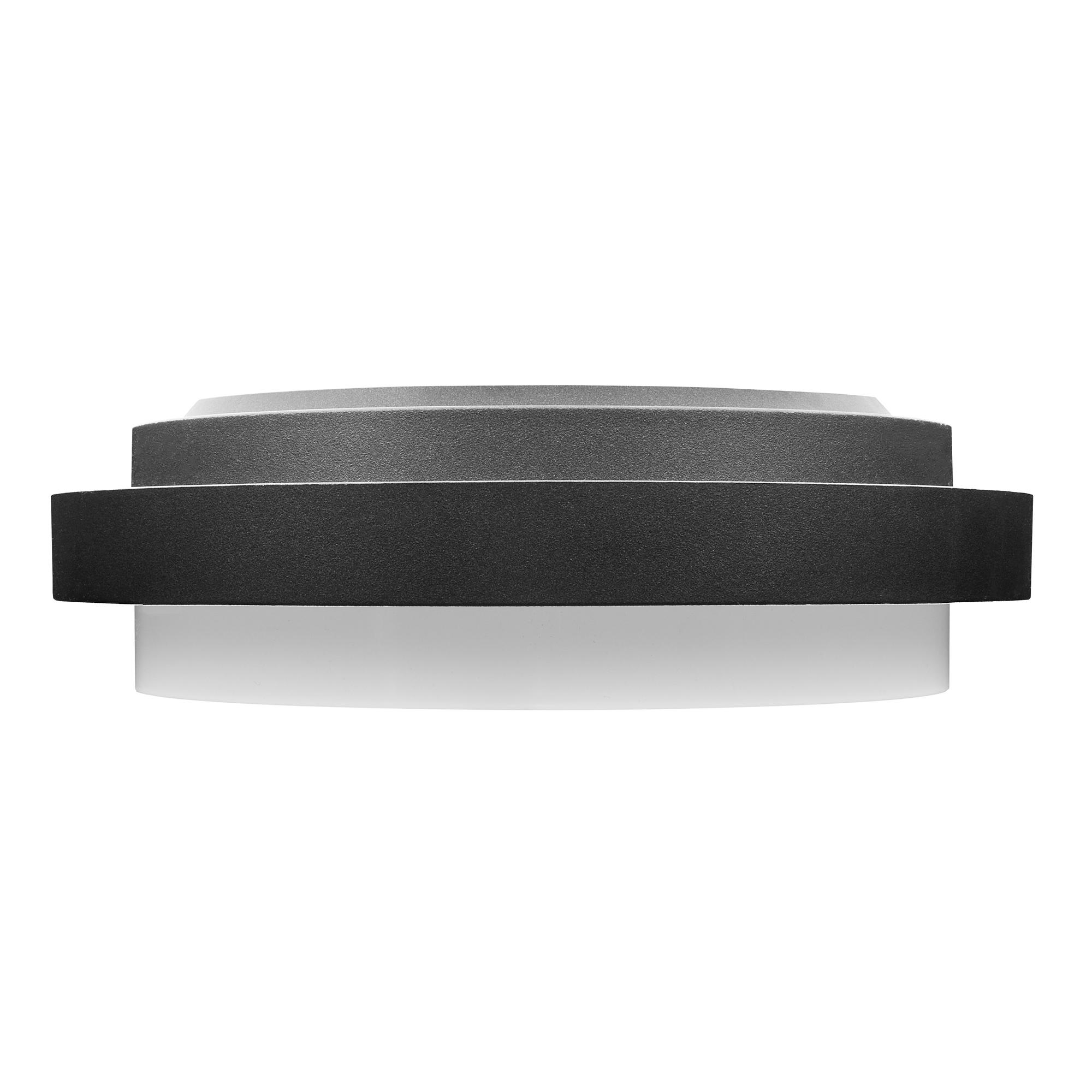 WDL 235- LED Aussenleuchte, Wand- und Deckenleuchte antrazith