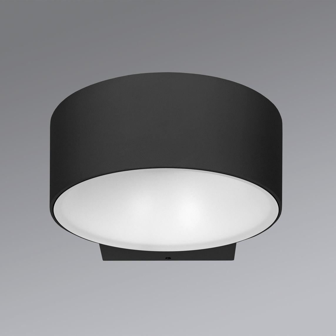 WL 140 - LED Aussenleuchte antrazith